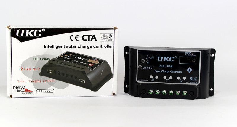 Solar controler 10A  60