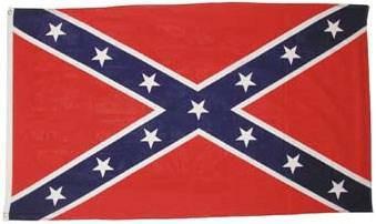 Флаг Конфедеративных Штатов Америки 90х150см MFH 35103D, фото 2