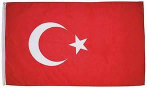 Флаг Турции 90х150см MFH 35104E
