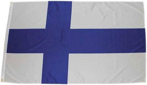 Флаг Финляндии 90х150см MFH 35103S, фото 2