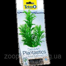 Рослина Tetra (Тетра) DecoArt Plantastics Green Cabomba зелена кабомба пластик М 23 см