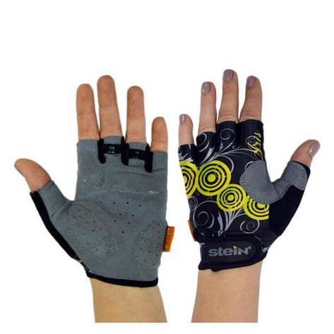 Тренувальні жіночі рукавички для фітнесу Iris GLL-2323, Київ L, фото 2