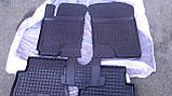 Килимки салона гумові Hyundai H1 (2008>) (другий ряд), фото 5
