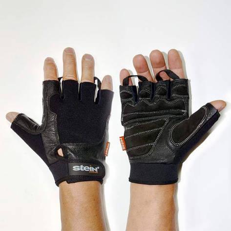 Тренувальні рукавички для фітнесу та бодібілдингу Stein Dorian GPT-2104 для будинку і спортзалу, Київ XL, фото 2