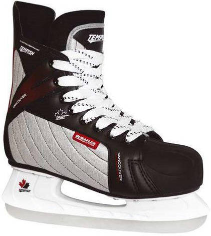 Хокейні Ковзани Tempish Vancouver Чорні, Київ 40, фото 2