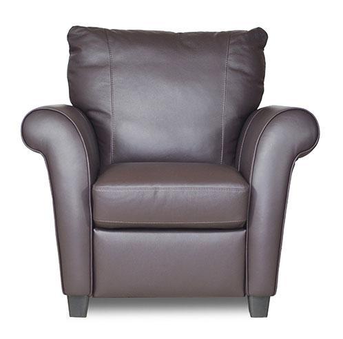 """Сучасне крісло з реклайнером """"Softy"""" (Софті)"""