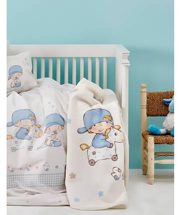 Постельное белье для младенцев Karaca Home - Baby Boys 2017-1 ранфорс , фото 2