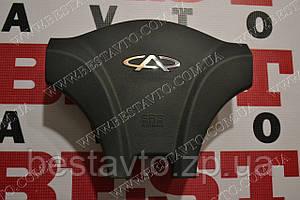 Подушка безопасности в руль airbag forza эмб. чери серая