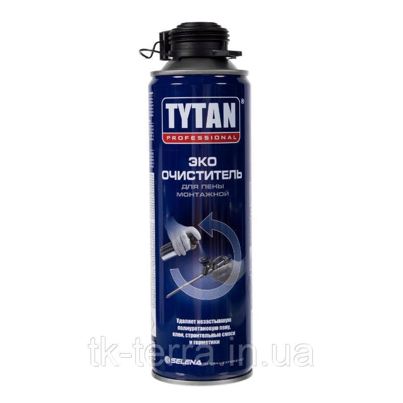 Очиститель пены Tytan Professional 500ml.