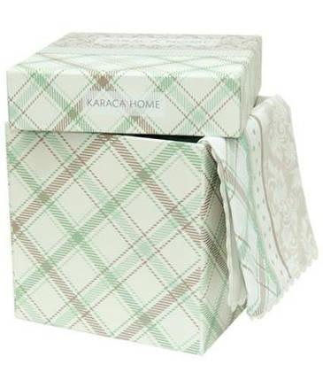Постельное белье для младенцев Karaca Home - Deer аппликация зеленое, фото 2