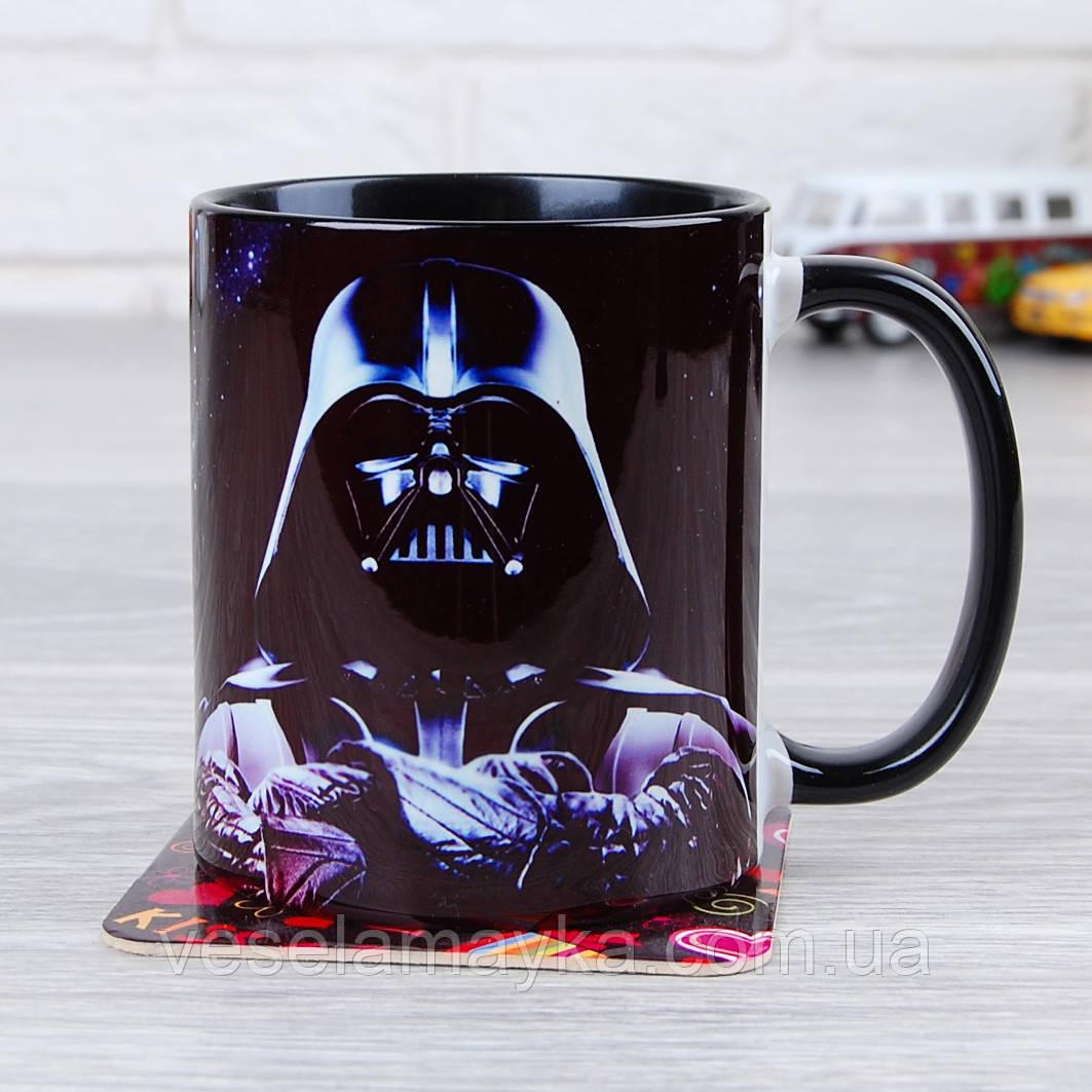 Чашка Darth Vader (Дарт Вейдер)