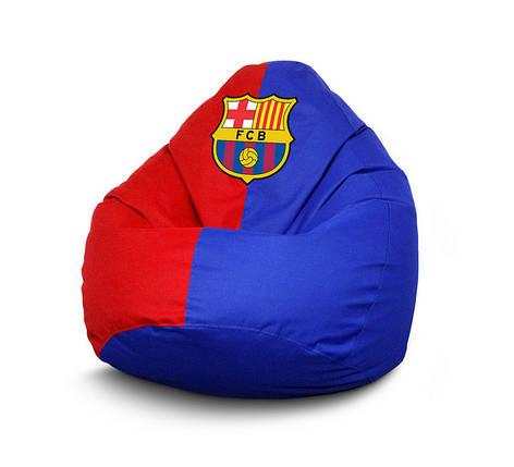 "Кресло мешок груша ""FC Barcelona"", фото 2"