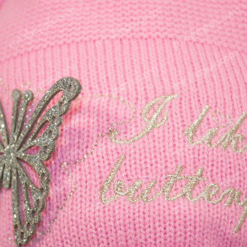 нашивка на шапке