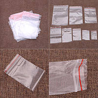 Пакеты зип прозрачные упаковка 100 шт
