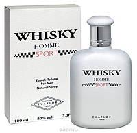Whisky sport туалетная вода для мужчин ТЕСТЕР 100 мл.