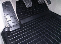 Коврики в салон Mitsubishi Outlander АПК 2003- черный, кт - 4шт