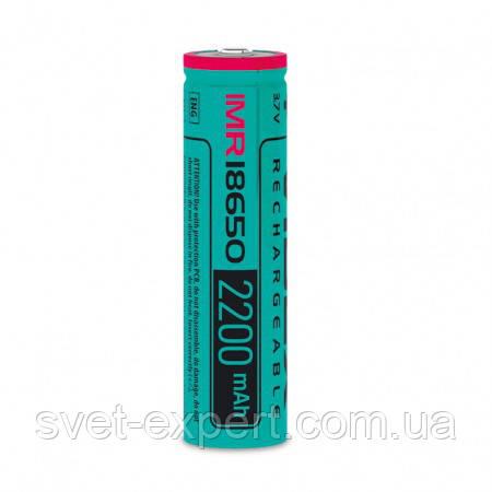 Аккумулятор Videx 18650(высокотоковый) 2200mAh bulk/1pc 50/600