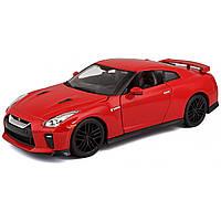 "Автомодель ""Nissan GT-R"" (1:24) ассорти 18-21082"