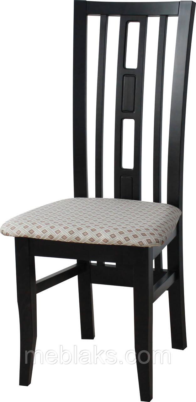 """Стул обеденный """"Валенсия"""" для гостинной (венге, орех, белый) Fusion Furniture"""