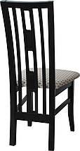 """Стул обеденный """"Валенсия"""" для гостинной (венге, орех, белый) Fusion Furniture, фото 2"""