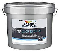 Краска для стен Sadolin Expert 4, 10 л