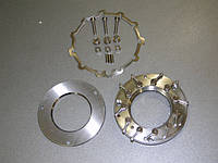Геометрія турбіни GT17, 3000-016-017, AUDI, VW, SKODA, SEAT, 1.9 D, 454231-0002, 454231-0006