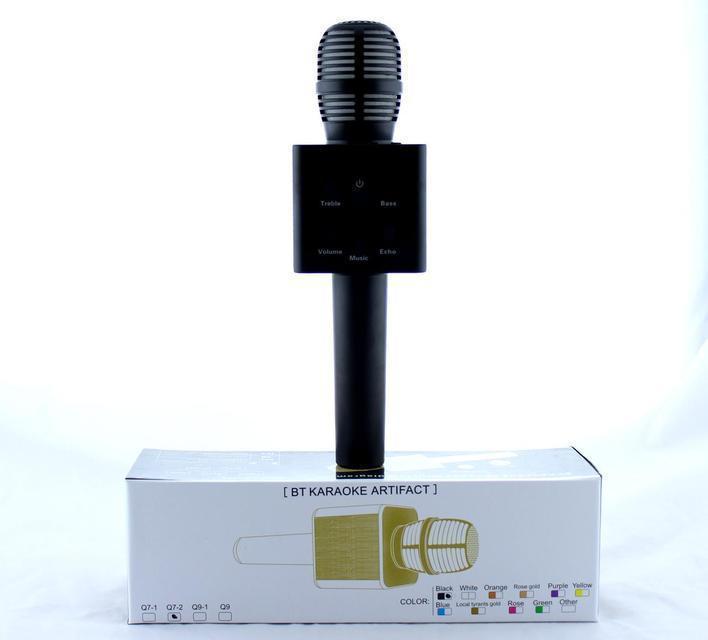 Микрофон DM Karaoke Q7-2  50