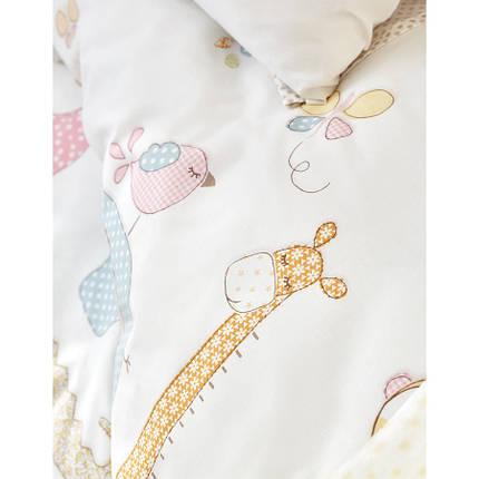 Постельное белье для младенцев Karaca Home - Playmate 2018-1 ранфорс , фото 2