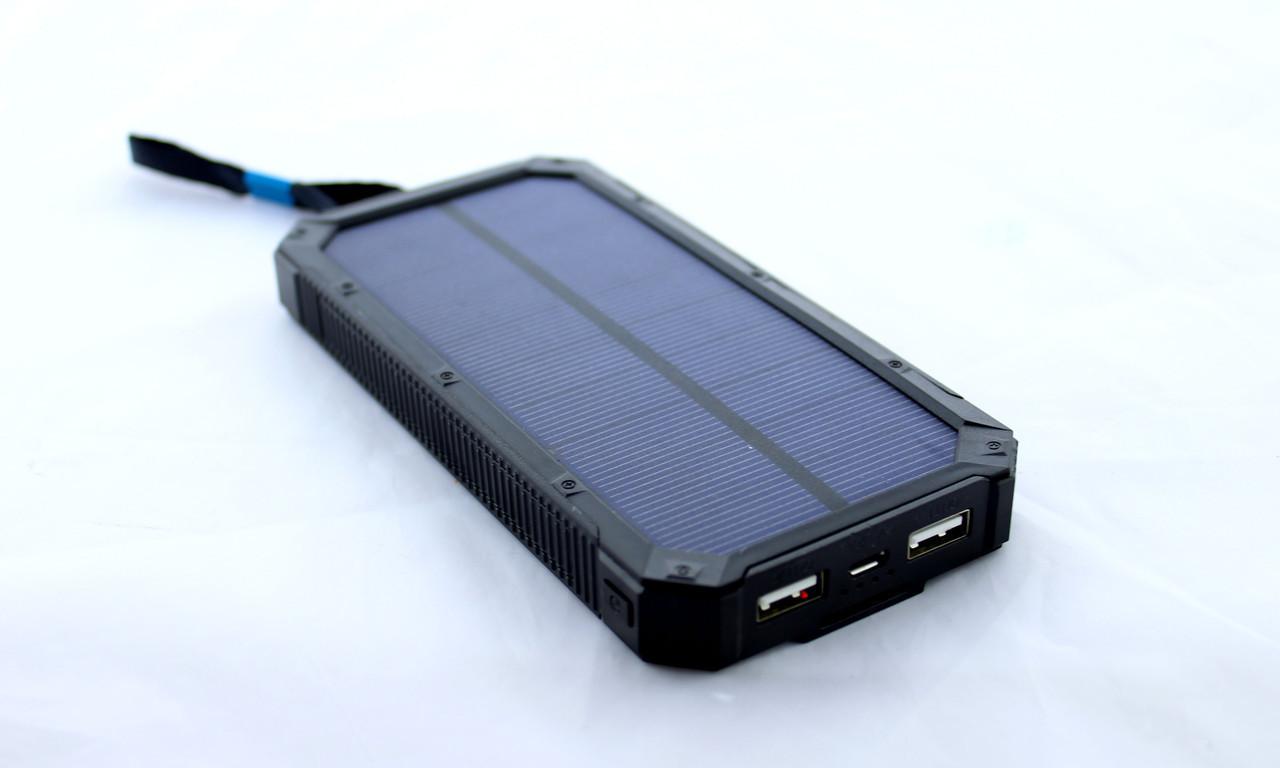 Моб. Зарядка POWER BANK 32800 Solar UKC  100