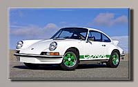 "Картина на холсте ""Porsche"""