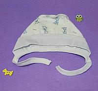 Шапочка, чепчик для новорожденного
