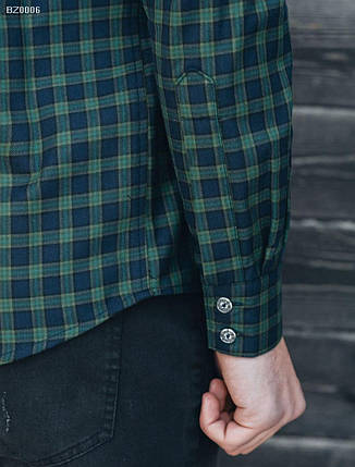 Молодежная мужская рубашка Staff 6 BZ0006, фото 2