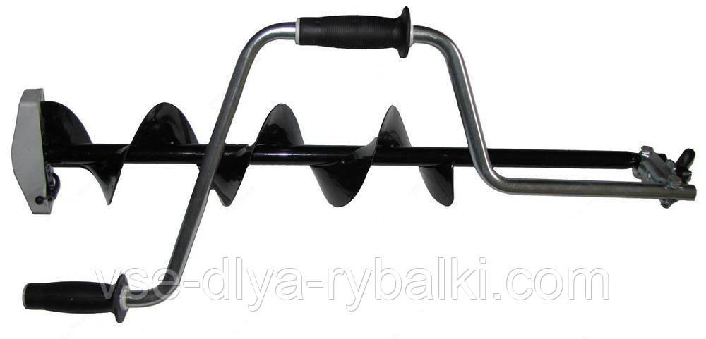 Ледобур iDabur (Айдабур) Стандарт 150 с коваными ножами