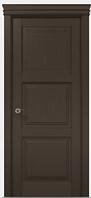 """Двери межкомнатные Папа карло """"Millenium ML-06 экошпон renolit  Дуб мокко"""