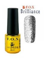 Гель-лак F. O. X Brilliance, 6ml