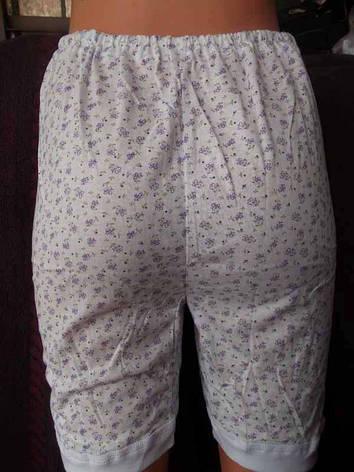 Панталоны Полтава в цветок 62р., фото 2
