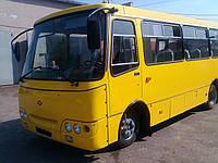 Відновлювальний ( кузовний ) ремонт автобуса Богдан А091 ,А092