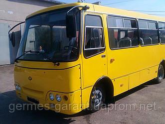 Відновлювальний кузовний ремонт автобуса Богдан А091 А092