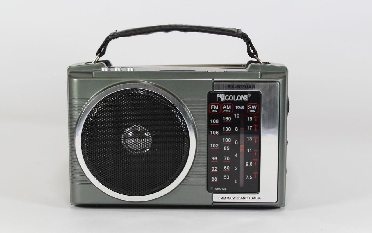 Радио RX 603  30