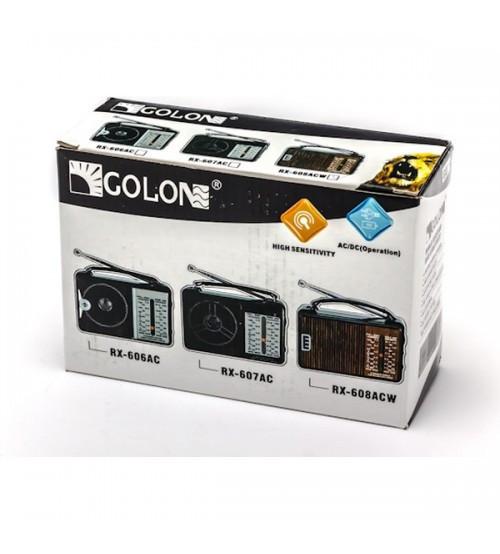Радио RX 606  Продается только ящиком!!!   40