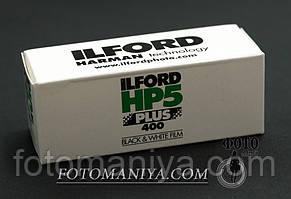 Фотоплівка ILFORD HP5 Plus 400 тип 120 фотоплёнка