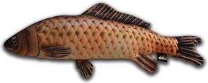 Антистрессовая игрушка 3K Fish Сазан гигантский 117х53см