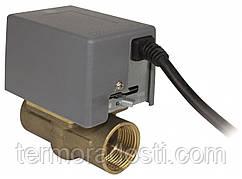 """2х ходовой клапан с электроаприводом Salus PMV24 (3/4"""")"""