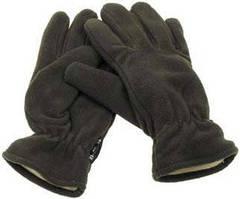 "Перчатки ""Thinsulate"" флисовые, оливковые (M) MFH 15403B"
