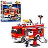 Конструктор Sluban серия Пожарные спасатели M38-B0626 Пожарная машина