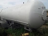 Полуприцеп газовоз б/у 15м3