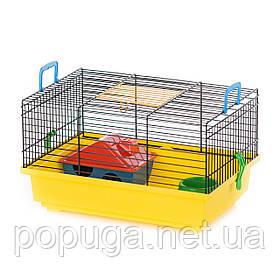 Клетка для грызунов, эмаль TEDDY EKO InterZoo 36*24*21 см