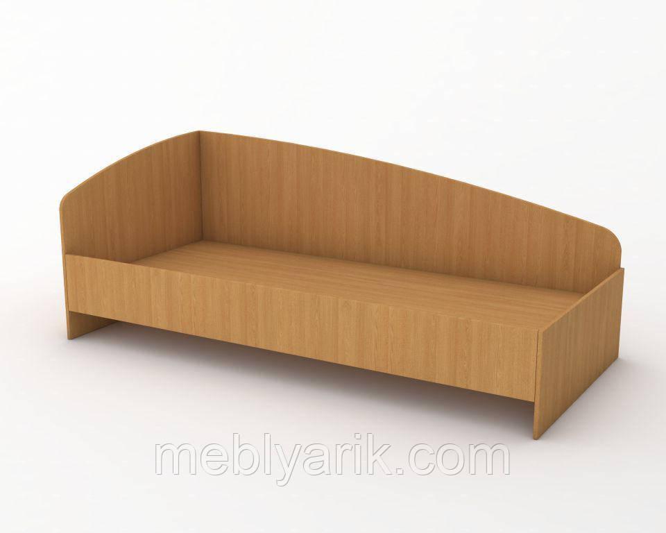 Кровать детская из ДСП (без матраса)