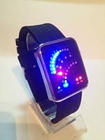 Часы электронные наручные с подсветкой