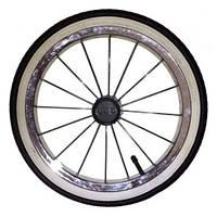 "Колесо (диск) 14"" металлический на спицах для коляски"